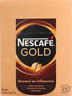 Кава розчинна Nescafe Gold Stick 1,8 г