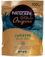 Кава розчинна Nescafe Gold Sumatra 100 г