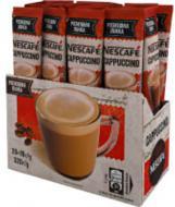 Кава розчинна Nescafe Cappuccino 20 шт. 16 г