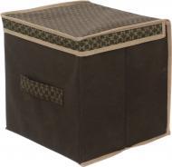 Короб для зберігання складаний Vivendi 51404769 Brown 300x300x300 мм