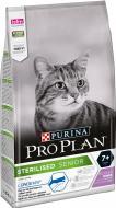Корм Purina Pro Plan для стерилізованих котів старше 7 років Sterilised Senior з індичкою 1.5 кг