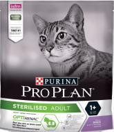 Корм Purina Pro Plan для кастрованих котів Sterilised з індичкою 400 г