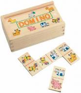 Міні-доміно Bino Домашні тварини 84181