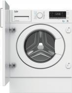 Вбудовувана пральна машина Beko HITV8733B0
