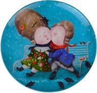 Тарілка десертна Gapchinska Перший поцілунок 20 см 924-340 Gapchinska