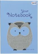 Книга для нотаток Artbook А5 blue