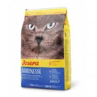Сухой корм Josera Adult Marinesse гипоаллергенный для взрослых кошек, с лососем, рисом и картофелем,
