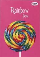 Книга для нотаток Rainbow А5