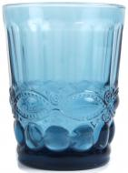 Стакан низкий Vintage синий 250 мл Fiora