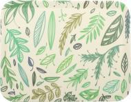 Таця Leaves, 26,7х20,7х1,5 см, бамбук/пластик