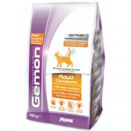 Сухой корм GEMON CAT  Adult Complete курица с индейкой 1,5 кг
