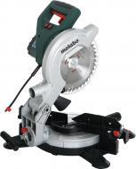 Пила торцювальна Metabo KS 216 M Lasercut 619216000