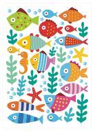 Декоративна наліпка Design stickers Риби 29,7x42 см