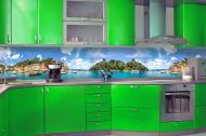 Наліпка на кухонний фартух Zatarga Природа