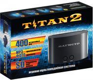 Игровая приставка Sega Magistr Titan 2  и 400 встроенных игр (RN 127)