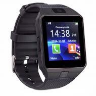Смарт-часы Smart Watch DZ-09 Black (mt-03)