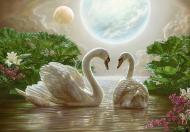 Фотошпалери LuxOne  Чарівний сон 144x207 см