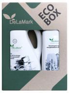 Набір для ПММ DeLaMark 2в1 (рідкий миючий засіб 2 л + ополіскувач 1 л)