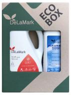Набір DeLaMark Турбота (рідкий засіб для прання 2 л + засіб для миття посуду 1 л)