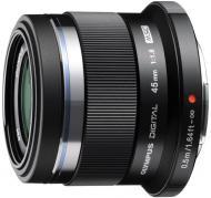 Об'єктив Olympus ET-M4518 45mm f/1.8 black