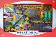Ігровий набір Dihua Toys Die-Cast metal 1:72 486730PCS-DS