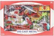 Ігровий набір Dihua Toys пожежний Die-Cast metal 1:72 486729PFI-DS