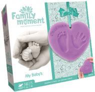 Набір для творчості Danko Toys FAMILY MOMENT укр. (6) в асортименті