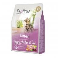 Сухой корм для котят Курица Profine Cat Kitten 2 кг