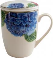Чашка-заварник Hortensie Color с фильтром 400 мл A0521-S3-20 Astera