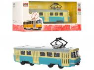 Модель Городской трамвай PLAY SMART (6411C)