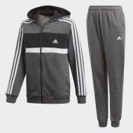 Костюм Adidas YB COTTON TS CH DN6908 р. 128 серый