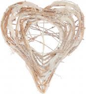 Підвіска у формі серця 28 см RFS532