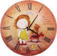 Годинник настінний Dolce Vita Кекс Gapchinska
