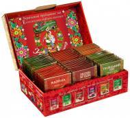 Чай асорті Фіто-Україна Український сувенір 6 видів 72 шт. 2 г