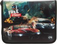 Папка-пенал  Free Street В5 CF32000 Cool For School