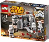 Конструктор LEGO Star Wars Транспорт імперських військ 75078