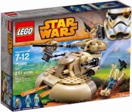 Конструктор LEGO Star Wars Броньований штурмовий танк AAT 75080