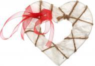 Підвіска Серце 15,5 см RFS15128