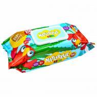 Детские влажные салфетки Naturelle Kidz алоэ 100 шт.