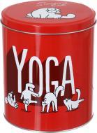 Банка з кришкою Yoga 13,7x16,2 см Simon's Cat