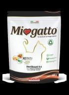 Сухой корм для стерилизованных кошек Morando MioGatto с курицей 400 г