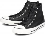 Кеды Converse CTAS HI BLACK/EGRET/BLACK 157468C р. 10 черный