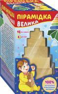 Развивающая игрушка КФИ Пирамидка большая 4820121184139