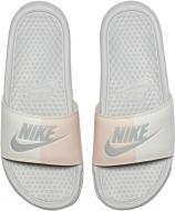 Шльопанці Nike WMNS BENASSI JDI 343881-005 р. 8