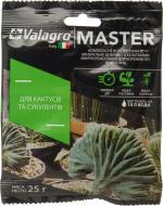 Добриво мінеральне Valagro Master для кактусів та сукулентів 25 г