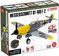 Пазли 4D Master Літак BF-109 Messeschmitt F-2 26901