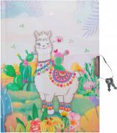 Блокнот детский Malevaro Веселая лама 56 листов (361902-BP)