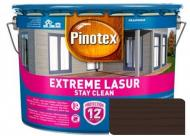 Деревозащитное средство Pinotex extreme lazure stay clean палисандр полумат 3 л
