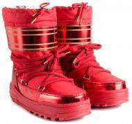 Сапоги Tommy Hilfiger W1285ANDA 7C2 FW0FW02073-628 р. 36 красный