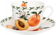 Чашка с блюдцем Apricot 450 мл PB8103 Maxwell & Williams